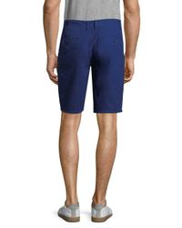 Life After Denim - Blue Maldives 4-pocket Shorts for Men - Lyst