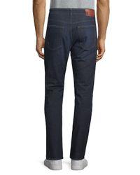 DL1961 - Blue Cooper Relaxed Skinny Jeans for Men - Lyst