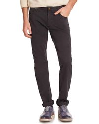 Billy Reid - Black Ashland Cotton Jeans for Men - Lyst