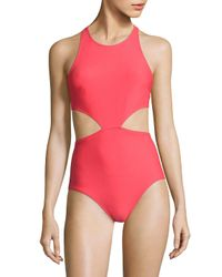 Flagpole Swim - Multicolor Lynn One-piece Swimsuit - Lyst