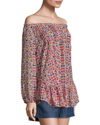 Basta Surf - Pink Resort Wear Bahia Tunic - Lyst