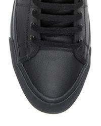 Fred Perry - Black Kendrick Low Top Sneakers - Lyst