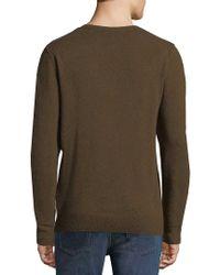 IRO - Multicolor Wool Blend Petroi Crew Sweater for Men - Lyst