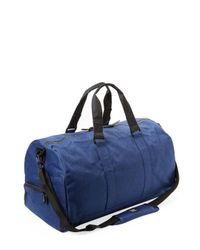 Herschel Supply Co. - Blue Novel Duffel Bag for Men - Lyst