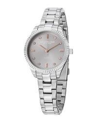 Stuhrling Original - Metallic Stuhrling Women's Symphony Diamond Watch - Lyst