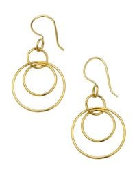 Ippolita - Metallic Classico Mini Jet Set Earrings - Lyst