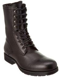 Aquatalia - Black Men's Hayden Waterproof Leather Boot for Men - Lyst