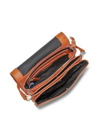 Steven Alan - Black Cameron Leather Crossbody Bag - Lyst