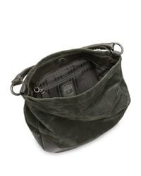 Frye - Brown Melissa Whipstitch Hobo Handbag - Lyst