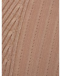 Jason Wu - Pink Asymmetric Ribbed Top - Lyst