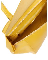 Furla - Yellow Dolce Vita S Tote Bag - Lyst