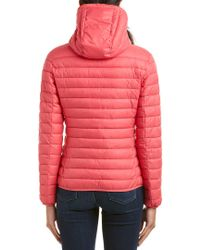 Save The Duck - Pink Lightweight Jacket - Lyst
