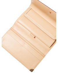 Louis Vuitton - Vintage White Multi International Wallet - Lyst