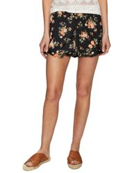 Jack BB Dakota - Black Rudie Print Short - Lyst