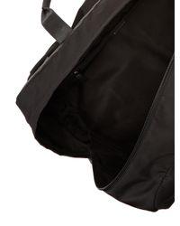2bb27d8d73fd Lyst - Prada Tessuto Montagna Duffel Bag in Black for Men