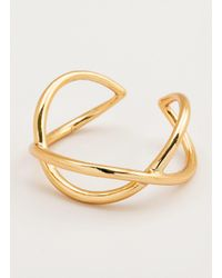 Gorjana & Griffin - Metallic Autumn Cuff Ring - Lyst