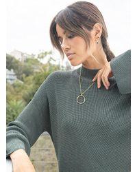 Gorjana & Griffin - Metallic Quinn Short Necklace - Lyst