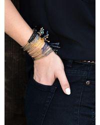 Gorjana & Griffin - Metallic Power Gemstone Labradorite Bracelet For Balance - Lyst