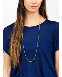 Gorjana & Griffin - Multicolor Layer Bali Wrap Necklace - Lyst