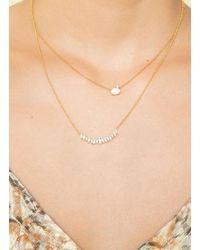 Gorjana & Griffin - Metallic Amara Necklace - Lyst