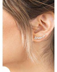 Gorjana & Griffin - Metallic Amara Ear Climbers - Lyst