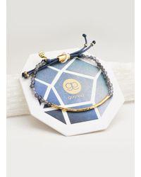 Gorjana & Griffin - Metallic Power Gemstone Bracelet For Focus - Lyst