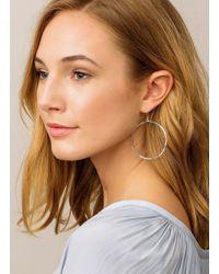 Gorjana & Griffin - Metallic G Ring Earrings - Lyst