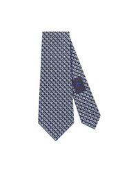 Gucci - Blue 3-d G Silk Tie for Men - Lyst