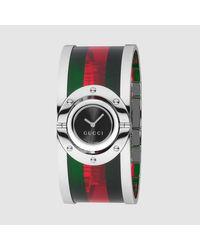 Gucci - Metallic Twirl, 23.5mm - Lyst