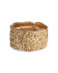 H&M | Metallic Metal Bracelet | Lyst