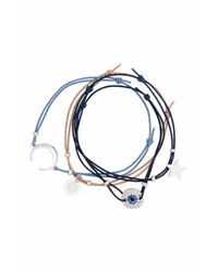 H&M   Metallic 4-pack Elastic Bracelets   Lyst