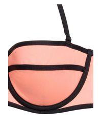 H&M - Pink Balconette Bikini Top - Lyst