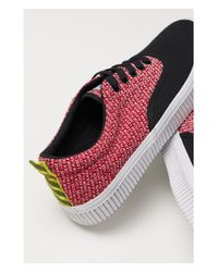 H&M - Red Trainers for Men - Lyst