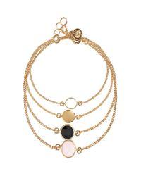 H&M | Metallic 4-pack Bracelets | Lyst