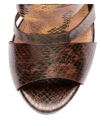 H&M | Brown Sandals | Lyst