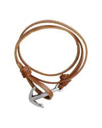 H&M | Metallic Leather Bracelet for Men | Lyst