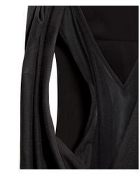 H&M - Black Mama Nursing Dress - Lyst