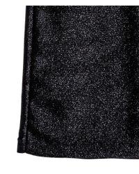 H&M | Black Long Gloves | Lyst