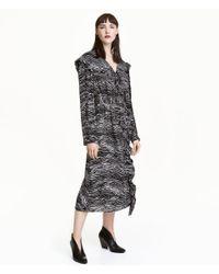 H&M | Multicolor Patterned Dress | Lyst