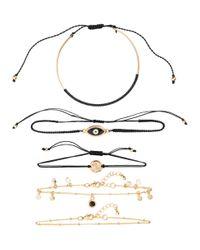 H&M   Multicolor 5-pack Bracelets   Lyst