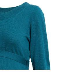 H&M - Blue Mama Fine-knit Jumper - Lyst