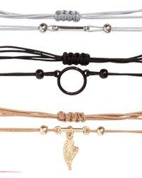 H&M - Multicolor 6-pack Bracelets - Lyst