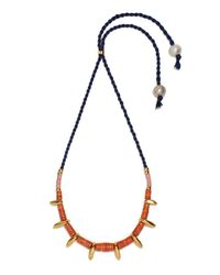 Lizzie Fortunato | Multicolor Coral Coast Necklace | Lyst