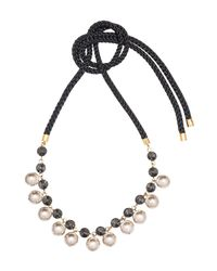 Marni - Black Variable Length Necklace In Metal - Lyst
