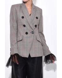 Dorothee Schumacher - Natural Sophisticated Punk Jacket In Beige/brown Punk for Men - Lyst