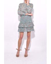 Étoile Isabel Marant - Naomi Skirt In Water Green - Lyst