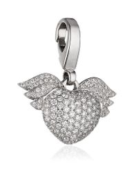 Theo Fennell - White Winged 'art Charm - Lyst