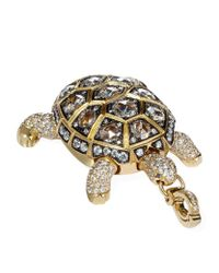 Annoushka | Metallic Mythology Turtle Locket Pendant | Lyst