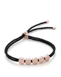 Monica Vinader - Multicolor Linear Bead Friendship Bracelet - Lyst