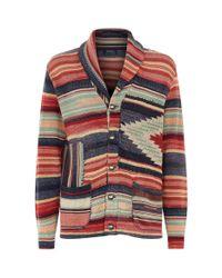Polo Ralph Lauren - Multicolor Beckham Knit Cardigan for Men - Lyst